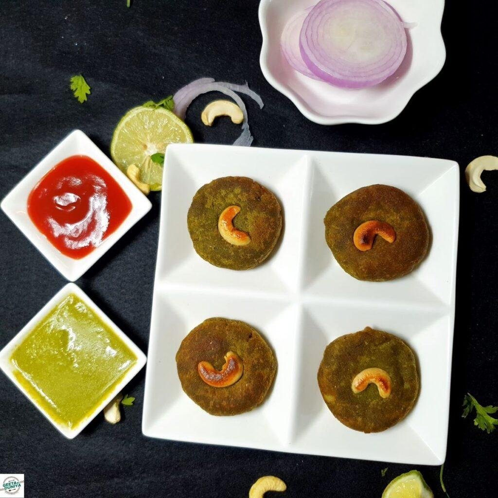 veg hara bhara kabab