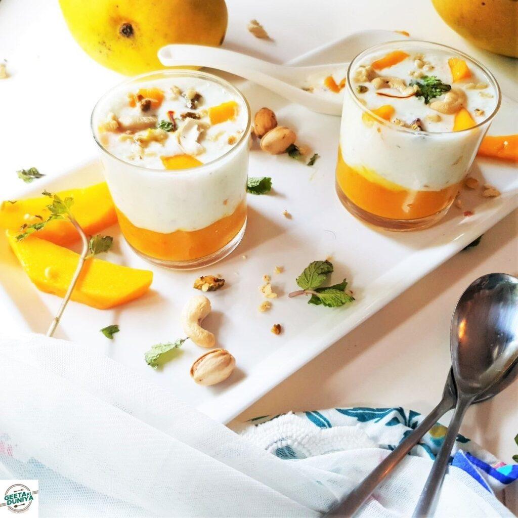 shahi mango raita