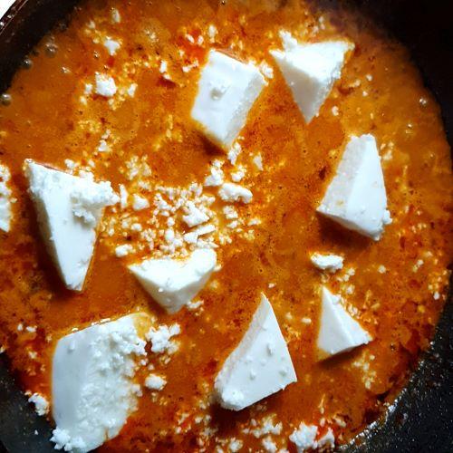 paneer lababdar recipe step 18